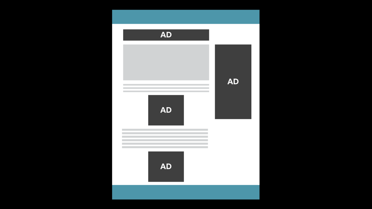 Mahimeta Supported Ad Formats and Sizes